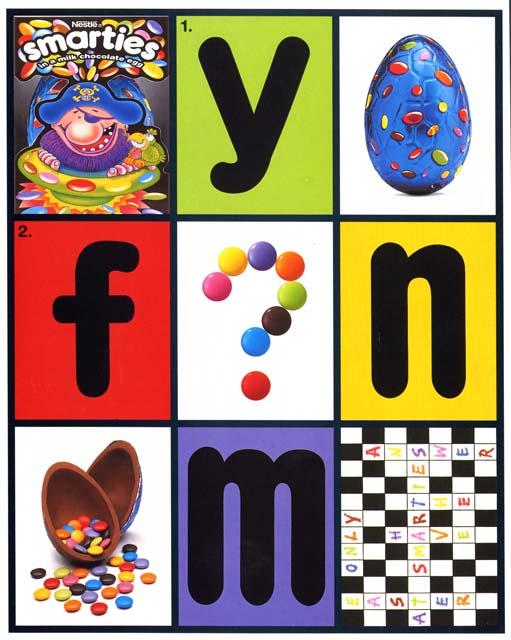 Gallery Image: Nestle Smarties | Catalogue | History of